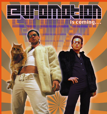 Euromotion is Coming E.P.